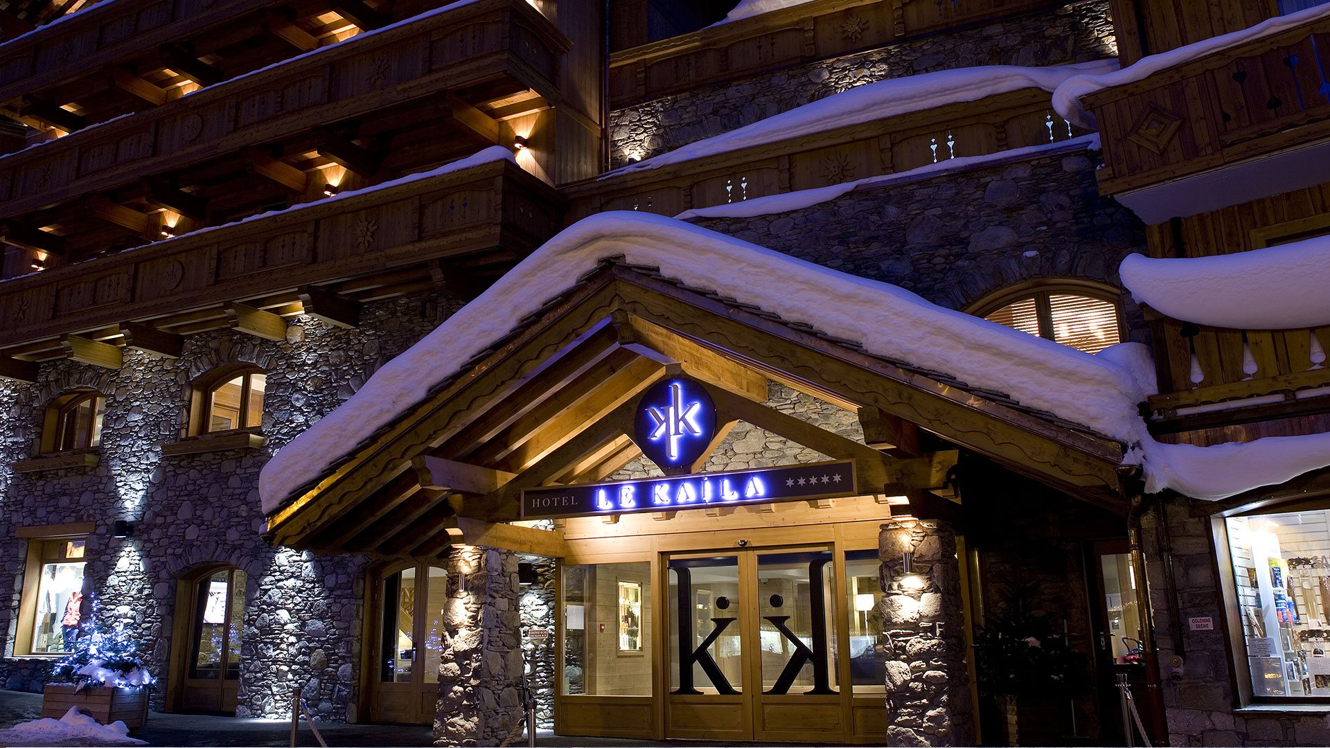 Meribel Hotels - Le Kaïla